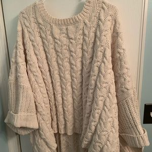 POL Chunky Knit Sweater